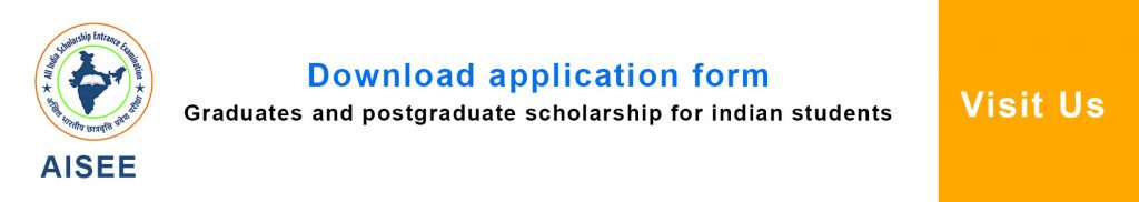 Scholarship for engineering in india